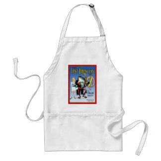 The Lost Princess Of Oz Adult Apron
