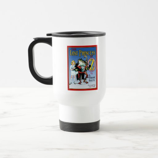 The Lost Princess Of Oz 15 Oz Stainless Steel Travel Mug