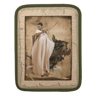 The Lost Queen - Custom Fantasy iPad Sleeve