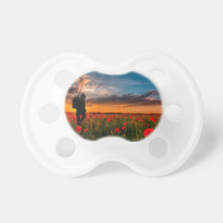 The Lost Soldier Pacifier