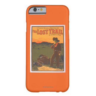 The Lost Trail - Comedy Drama Western Life Barely There iPhone 6 Case