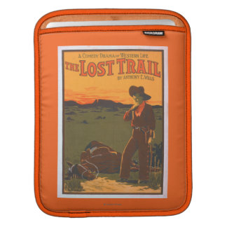 The Lost Trail - Comedy Drama Western Life Sleeve For iPads