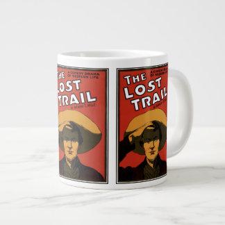 The Lost Trail Large Coffee Mug