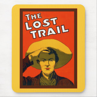 The Lost Trail Mouse Pad
