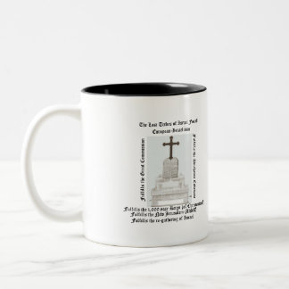 The Lost Tribes of Israel Found! Coffee Cup. Coffee Mug