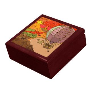 The lost world keepsake box