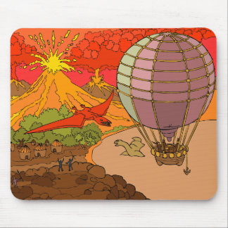 The lost world mouse pad
