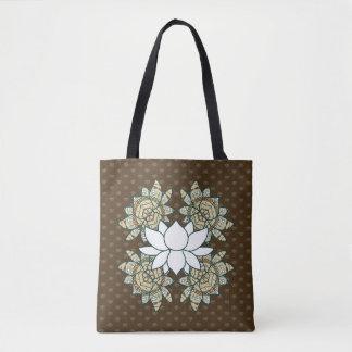 The Lotus All-Over-Print Bag