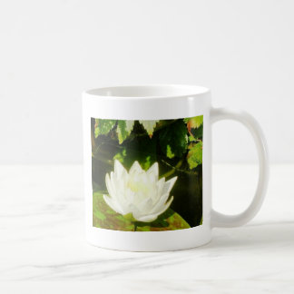 The Lotus Bloomed Classic White Coffee Mug