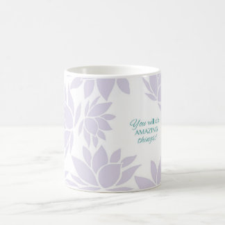 The Lotus Collection Mug - Inspirational Words