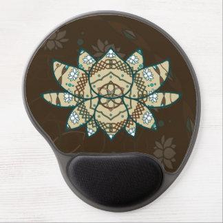 The Lotus Gel Mousepad
