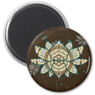 The Lotus Magnet