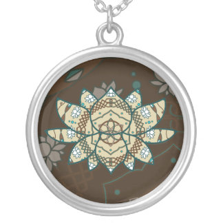The Lotus Necklace