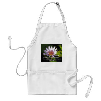 The Lotus Series Adult Apron
