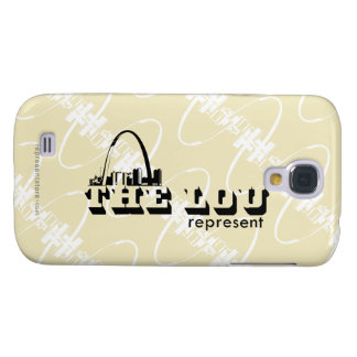 The Lou St. Louis Represent Galaxy S4 Cases