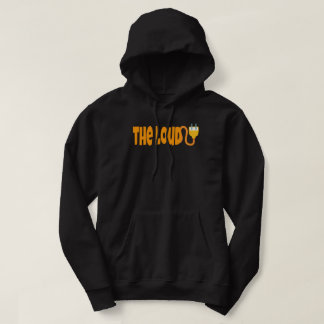 The Loud Plug Black Hoodie