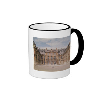 The Louis XIII Courtyard, or the Marble Ringer Mug