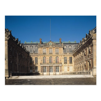 The Louis XIII Courtyard Postcard