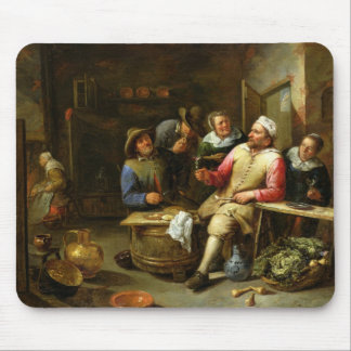 The Lounge Bar, 1657 Mouse Pad