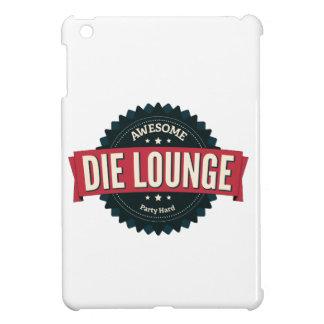 The lounge iPad mini cases