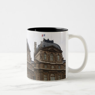 The Lourve Mug