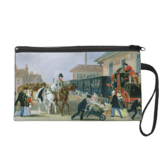 The Louth-London Royal Mail Travelling by Train fr Wristlet Purses