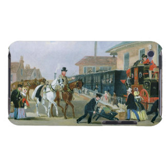 The Louth-London Royal Mail Travelling by Train fr iPod Case-Mate Case