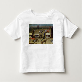 The Louvre and College des Quatre-Nations Toddler T-shirt