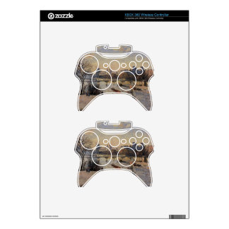 The Louvre by Camille Pissarro Xbox 360 Controller Decal