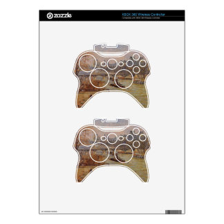 The Louvre by Camille Pissarro Xbox 360 Controller Skin