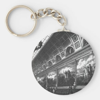 The LOUVRE Keychain