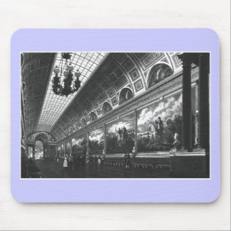 The LOUVRE Mouse Mat