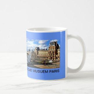 THE LOUVRE MUSEUM Mug Mojisola A Okubule