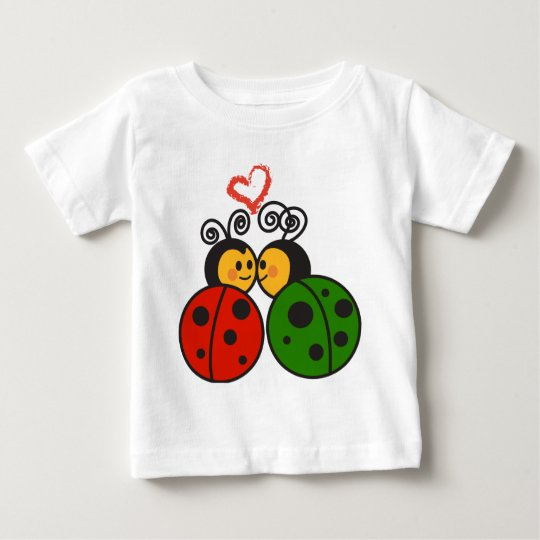 The love bugs baby T-Shirt