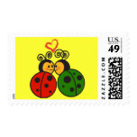 The love bugs postage