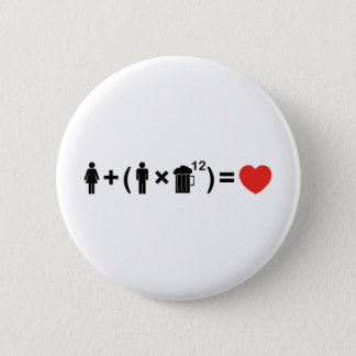 The Love Equation for Men Button