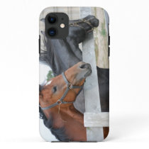 The Love Horses iPhone 11 Case