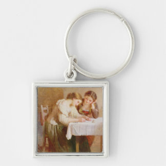 The Love Letter, 1871 Keychain