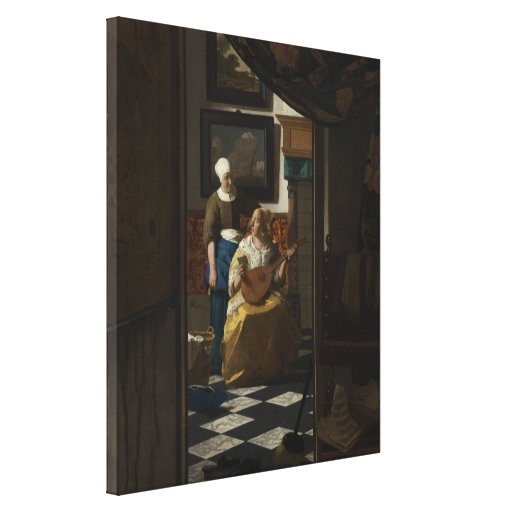 the love letter vermeer the letter by johannes vermeer canvas prints zazzle 11078 | the love letter by johannes vermeer canvas prints r2abf81f5e6af4ca4afdcdb9c129affaa z28o7 xwzpz 512