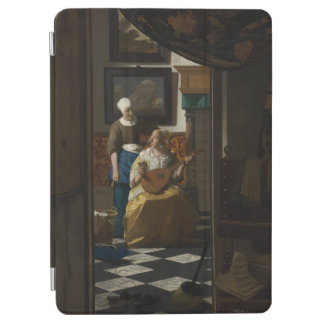 The Love Letter by Johannes Vermeer iPad Air Cover