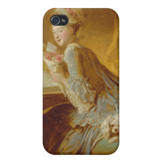 The Love Letter - Jean-Honoré Fragonard iPhone 4/4S Covers