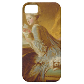 The Love Letter - Jean-Honoré Fragonard iPhone SE/5/5s Case
