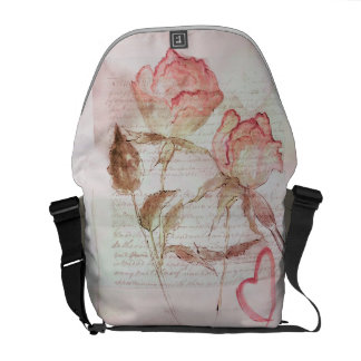 The love letter messenger bag