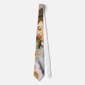 The Love Letter Tie