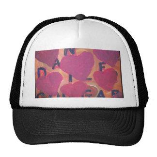 THE LOVE LION TRUCKER HAT