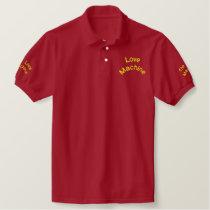 The Love Machine Polo Shirt