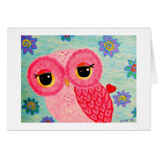 The Love Messenger Stationery Note Card