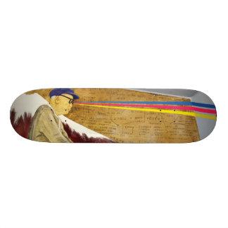 "The Love Movement ""Mt. Fuji"" Skateboards"