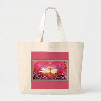 The Love Nest Large Tote Bag