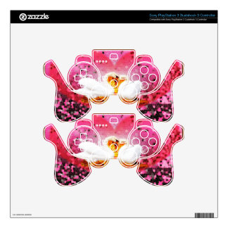 The Love Nest PS3 Controller Skin